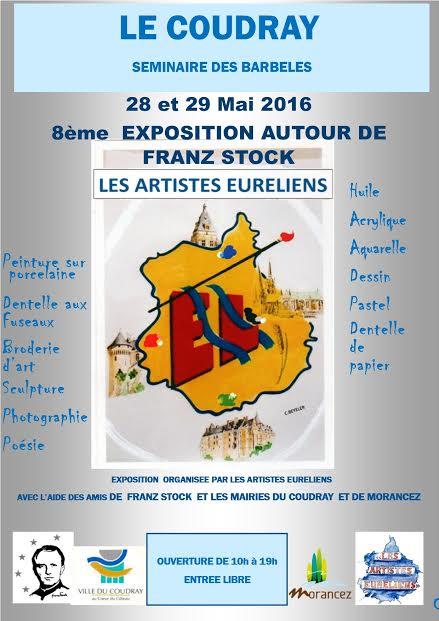 affiches artistes eureliens