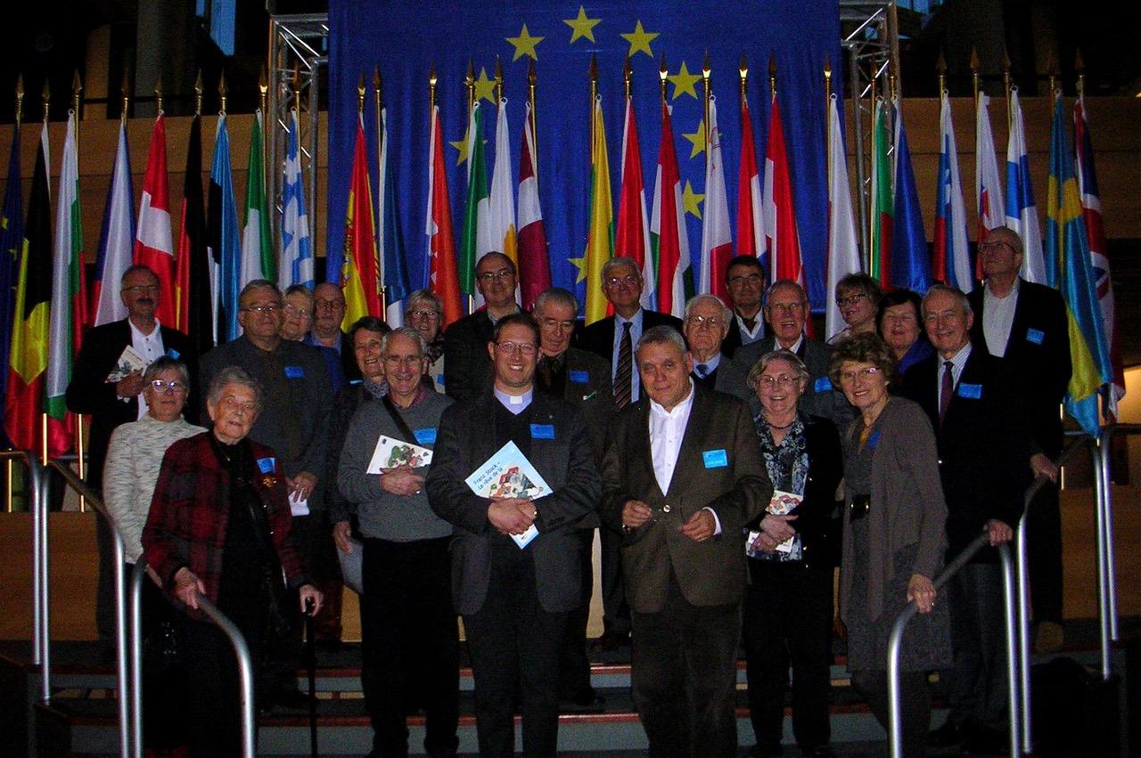 2016 11 21 Les 2 CA au parlement europeen