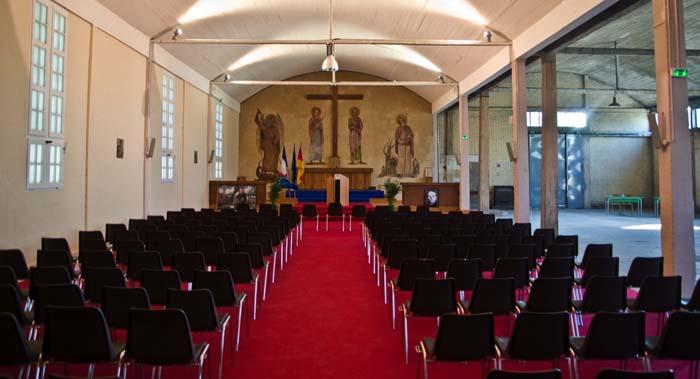 ehem. Lagerkapelle 2011
